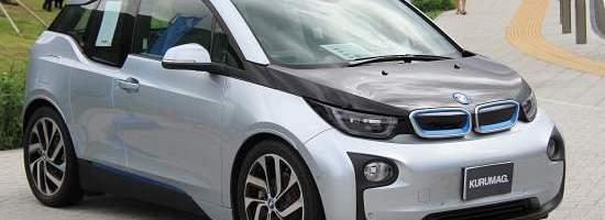 BMW i3 primeste o baterie mai mare