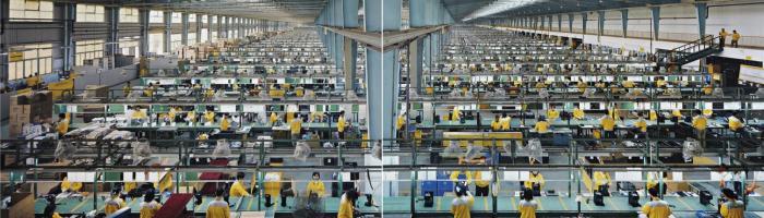 Foxconn inlocuieste 60000 de oameni cu roboti