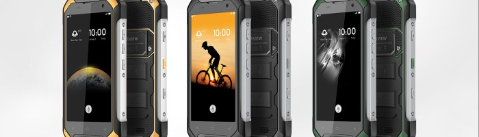 Blackview BV6000: telefon rezistent cu specificatii bune