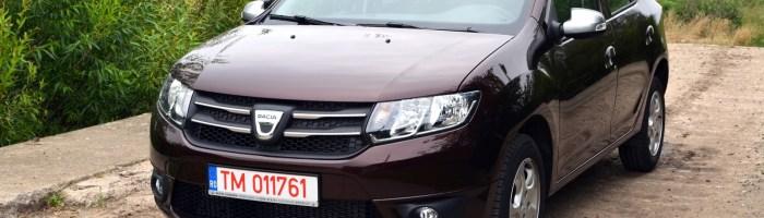 Dacia (Sandero) Easy-R (automata – robotizata) review