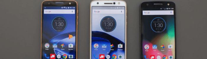 Motorola a lansat Moto Z, Moto Z Force si Mods