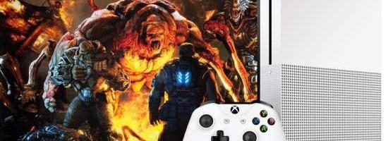 """Xbox One S apare in imagini """"oficiale"""""""