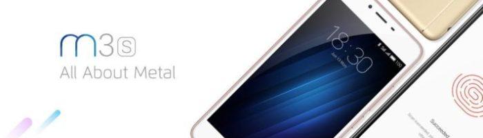 Meizu m3s, telefon middle end ce costa doar 100 $
