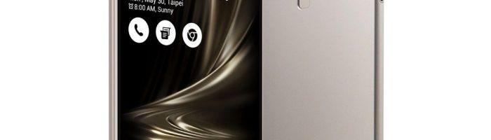 ASUS Zenfone 3 Deluxe a fost lansat oficial
