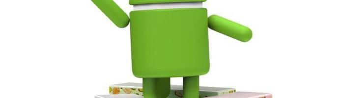 Android N a primit numele oficial Nougat