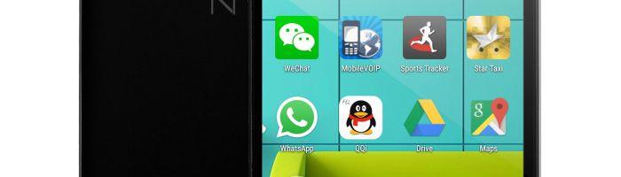 Oferta zilei: Vonino Zun XO – 2 GB RAM, 5 inch, 4G dual SIM la 550 lei