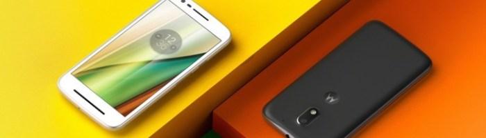 Motorola a dezvaluit modelul E3
