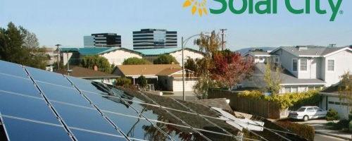 SolarCity a creat un acoperis din panouri solare
