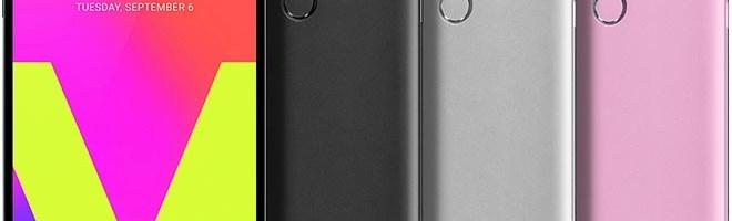 LG V20 a fost lansat - telefon bun pentru audiofili