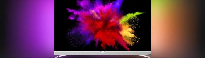 IFA 2016 - Philips a lansat un televizor OLED cu rezolutie 4K si Ambilight