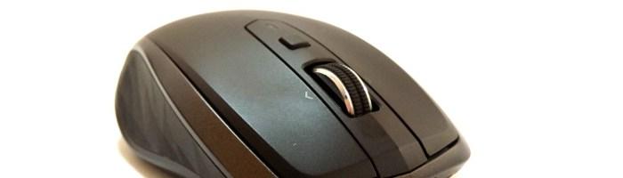 Impresiile despre Logitech MX Anywhere 2 (scurt review)
