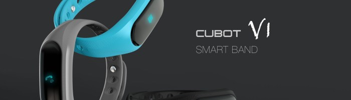 Review Cubot Band V1 - bratara inteligenta ieftina si buna