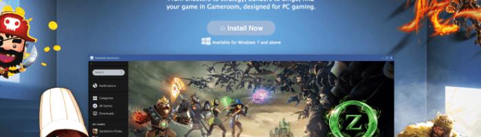 Facebook anunta Gameroom, o platforma de distributie digitala pentru jocuri arcade