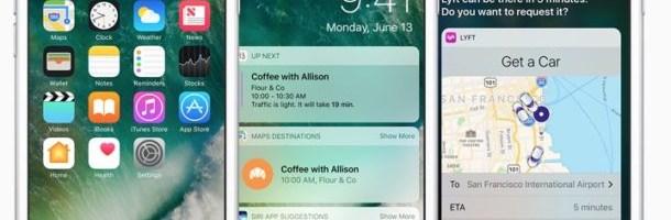 Apple a lansat iOS 10.2. Noi emoji-uri si o multime de imbunatatiri.