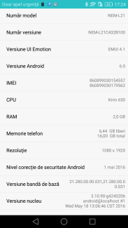 Huawei Honor 7 Lite Interfata (10)