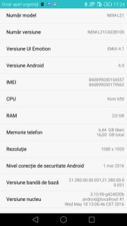 Huawei Honor 7 Lite Interfata (10)