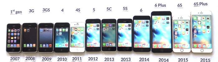 iPhone-ul a implinit 10 ani de existenta