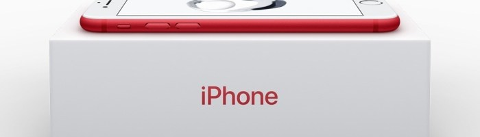 iPhone 7 Red - o culoare noua indrazneata