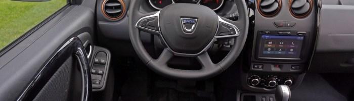 Dacia Duster EDC test drive: primele impresii (review)