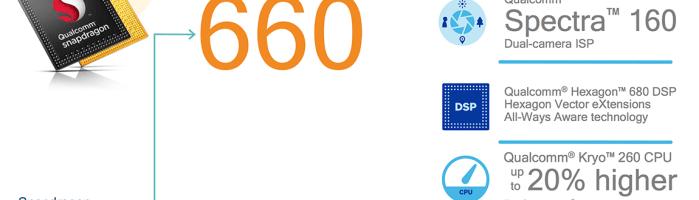 Qualcomm a anuntat Snapdragon 630 si 660 pe 14nm