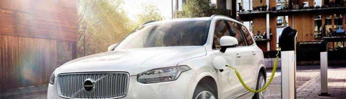 Din 2019 Volvo o sa produca doar masini electrice sau hibride