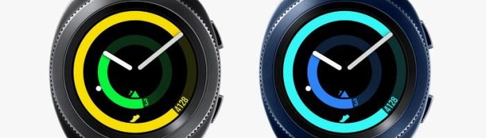 Gear Sport, un nou smartwatch Samsung