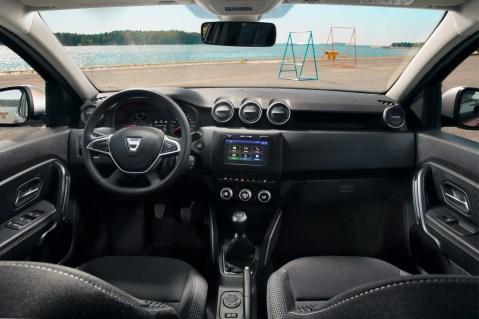 Interior Dacia Duster 2018 (5)