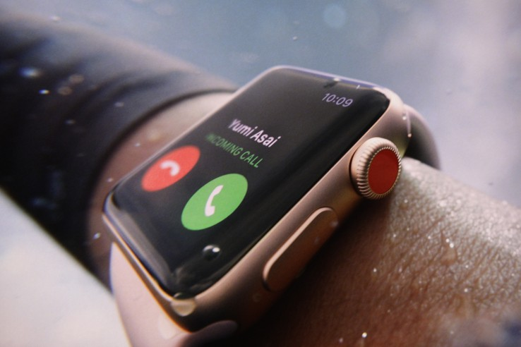 Apple readuce aplicatia Walkie-Talkie pe watchOS
