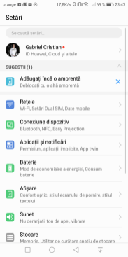 Huawei Mate 10 Pro meniu (3)