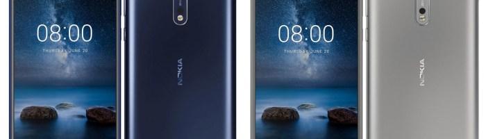 Primele impresii despre Nokia 8
