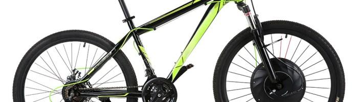 Cum sa-ti transformi bicicleta clasica intr-una electrica
