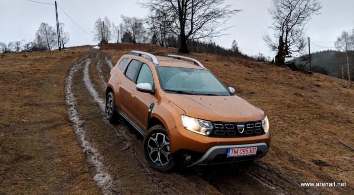 Dacia Duster primeste motor de 150 de cai