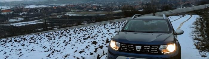 Dacia Duster 2018 (EDC - automat) review: cea mai confortabila Dacia de pana acum