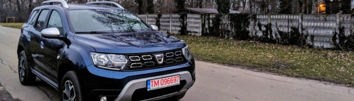 Testam Dacia Duster 2018 EDC (cutie automata) pentru un weekend: aveti curiozitati?