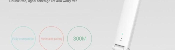 Amplificator Wi-Fi de la Xiaomi