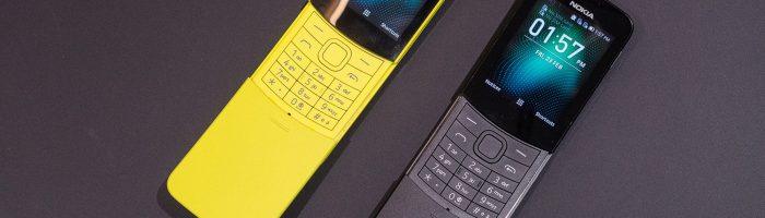 Nokia Banana 8110 a fost readus la viata