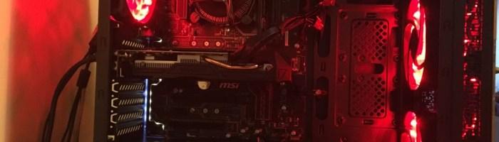 Review sistem PC Garage Raptor 5