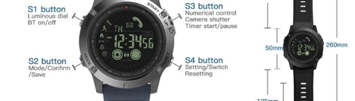 Smartwatch sport la pret foarte bun
