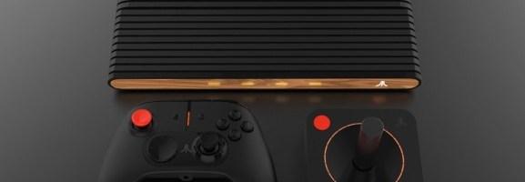 Noua consola de gaming Atari va purta numele VCS