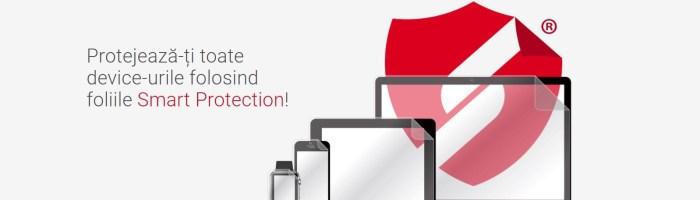 Promotie de Pasti: transport gratuit la foliile Smart Protection