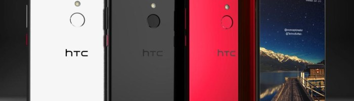 HTC U12+ va fi lansat pe 23 mai - update