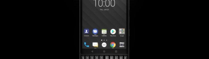 BlackBerry a anuntat Key2 – un alt smartphone tastatura fizica