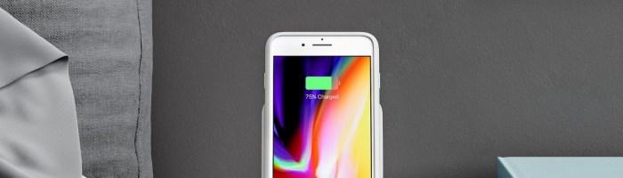 Logitech POWERED este un incarcator special pentru iPhone