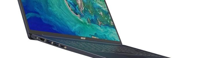Cel mai usor laptop din lume de 15 inch este produs de Acer
