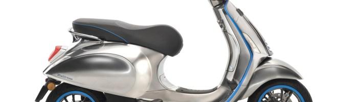 V-ar placea un scuter Vespa electric?