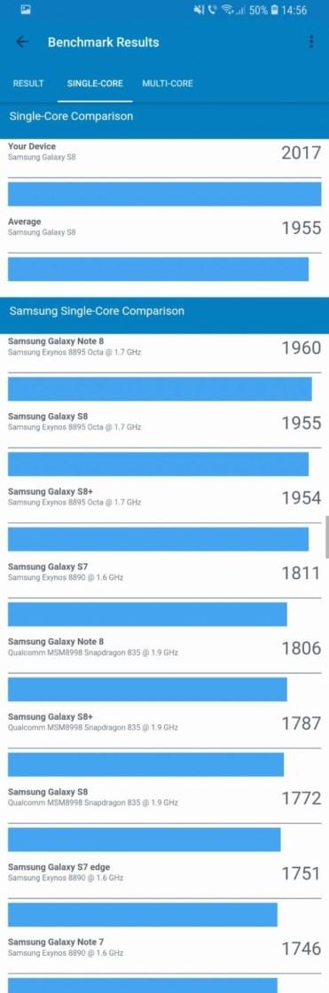 Geekbench S8 (3)