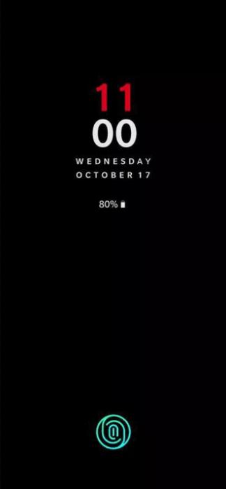 OnePlus 6T va avea senzor de amprenta sub ecran