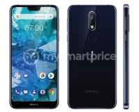 Nokia 7.1 Plus in imagini neoficiale dar reale