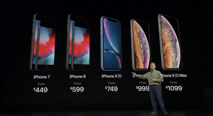 iPhone XS Max este foarte scump dar se vinde ca painea calda