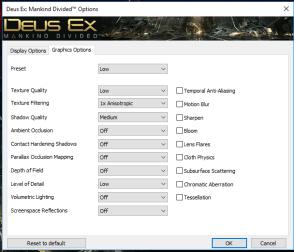 Deus Ex low